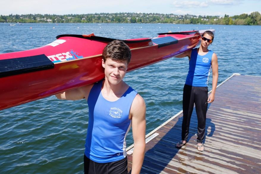 seattle canoe and kayak club