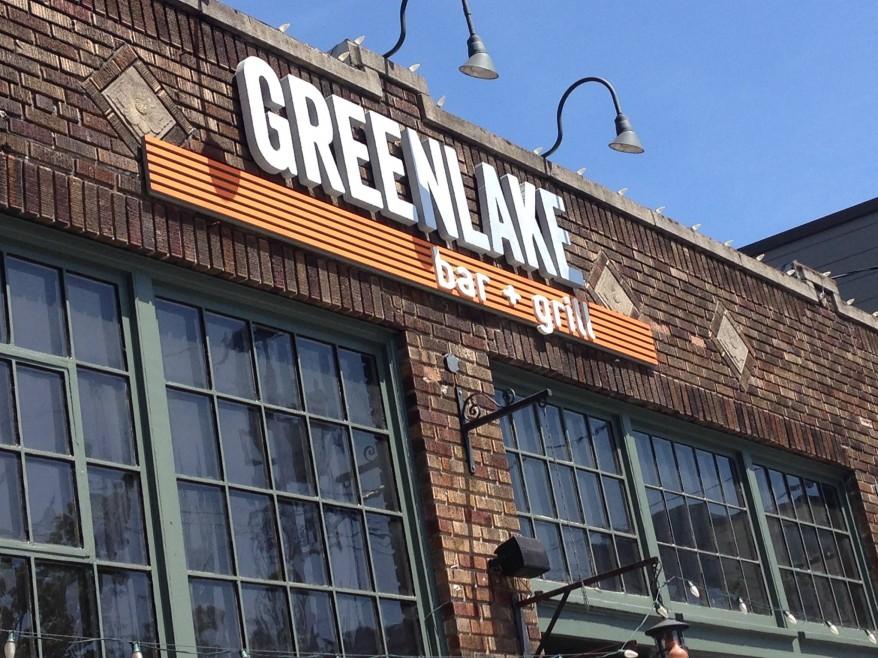 Photo courtesy of Green Lake Bar & Grill.