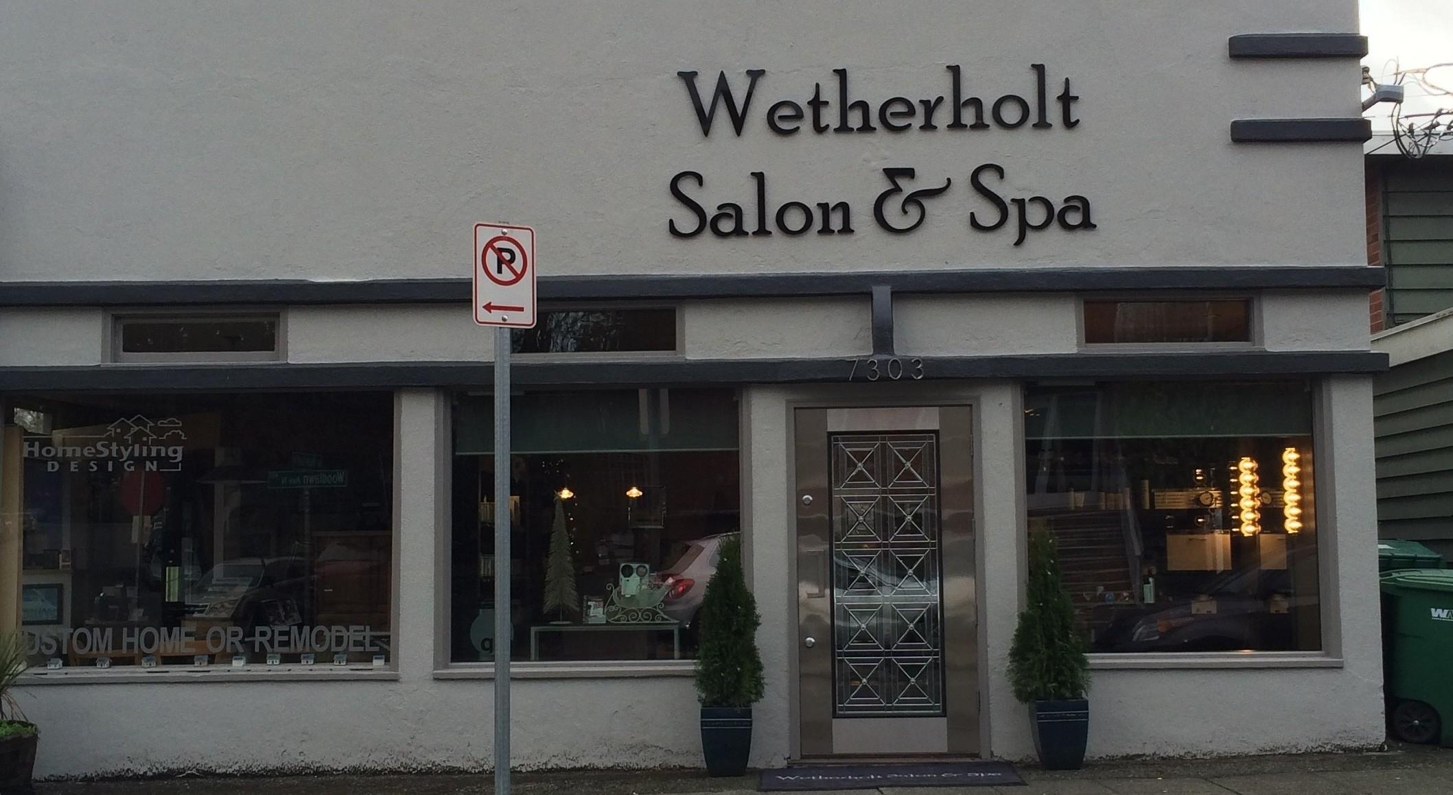 Seattle greenlaker wetherholt salon spa now open for Hair salons open near me