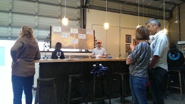The tasting room. Image via Yelp