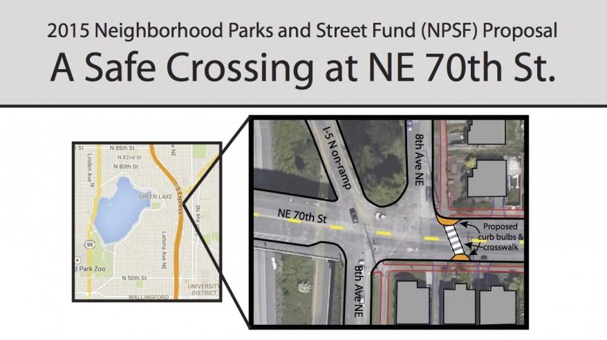 NE 70th proposal