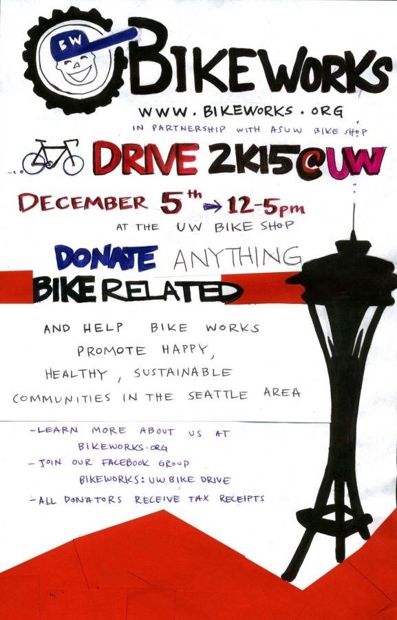 Bike Works Poster