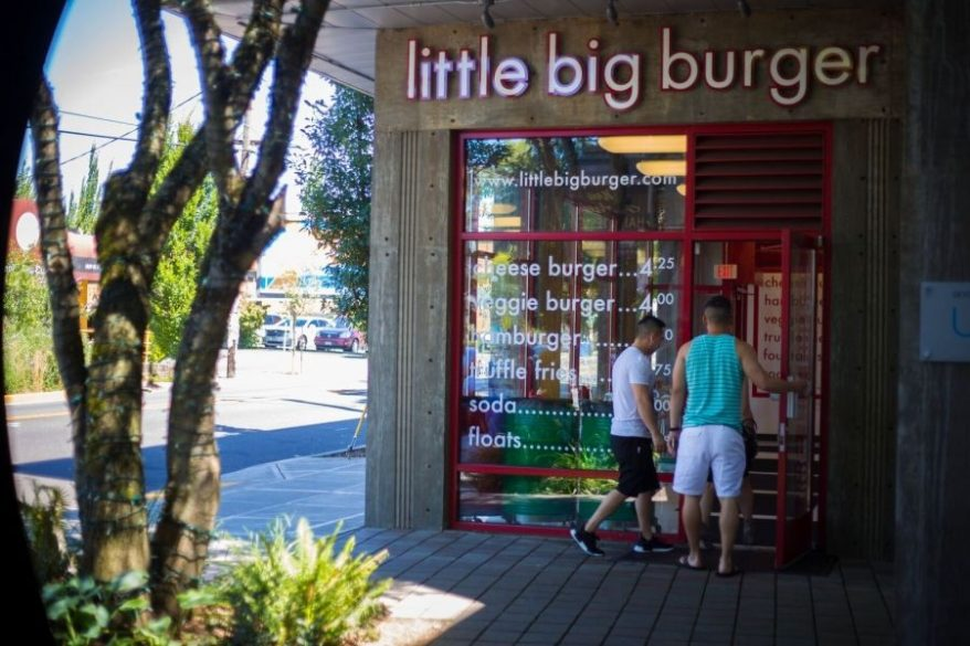 via little big burger
