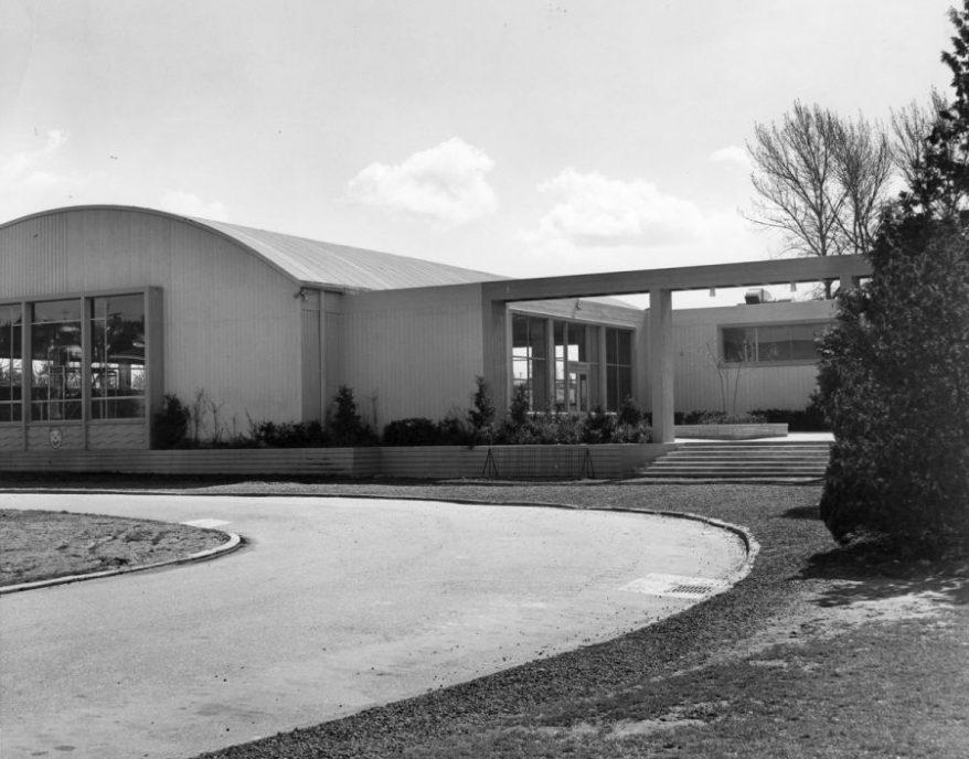 Evans Pool 1955 via Seattle Municipal Archives