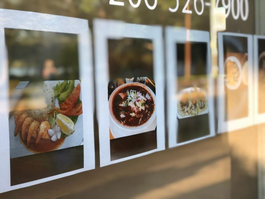 Remember Those Mysterious Photos Of Mexican Dishes On The Outside Former Mio Sushi In North Green Lake After Shuttered A Few Weeks Ago